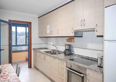 Cocina Kitchen_Pension el Camino