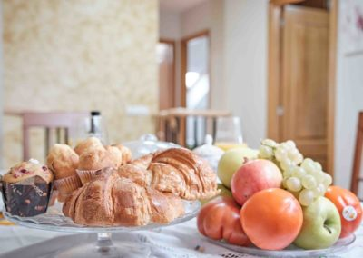 Desayuno Breakfast_O Pedrouzo2