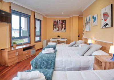 Habitacion Room1_Pension el Camino1