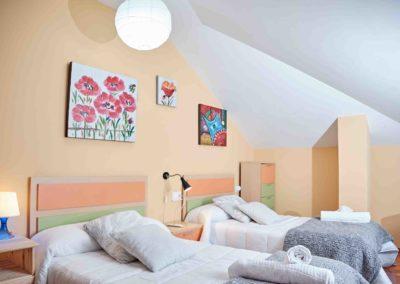 Habitacion Room4_Pension el Camino