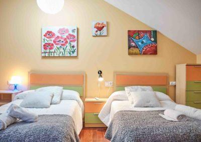 Habitacion Room4_Pension el Camino1